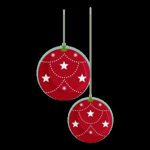 精致圣诞节圣诞吊球