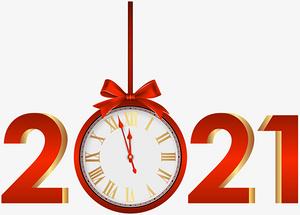 2021年字體