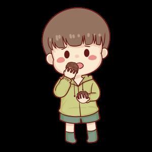 男孩吃土表情包