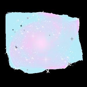白色紫色夢幻旋渦星光星空光效