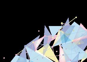 科技感几何线条装饰