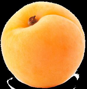 飽滿多汁的黃桃水果