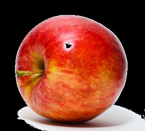 紅色可口的大蘋果