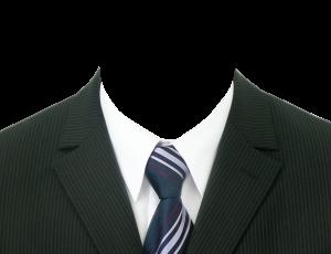 打領結黑色西裝